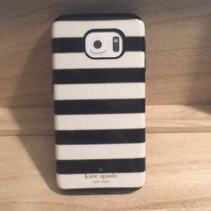 New Kate Spade Samsung Galaxy S6 Hardshell Case.